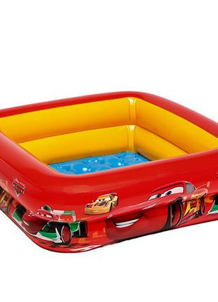 Детский бассейн надувной