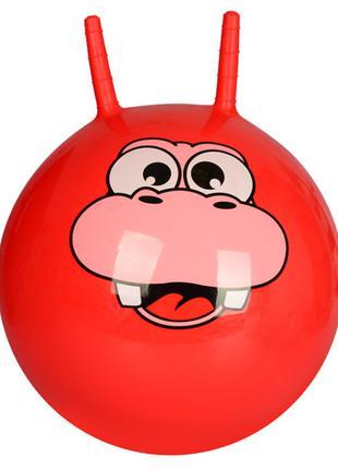 Мяч для фитнеса MS 0483-2 (Red)