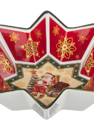 "Салатник ""christmas collection"" диаметр=17 см"