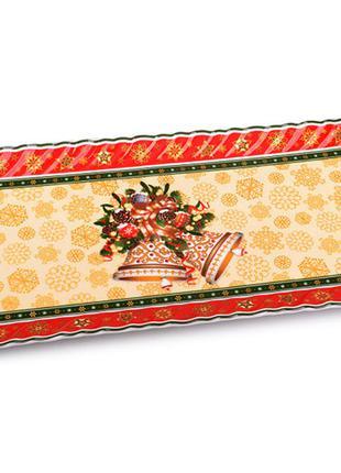 "Блюдо ""christmas collection"" 37*18 см."