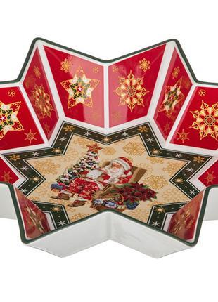"Салатник ""christmas collection"" диаметр=32 см"