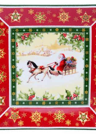 "Блюдо ""christmas collection"" 30см"