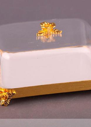 Масленка 16х10х9 см