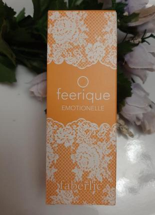 Парфюмерная вода faberlic o feerigue emotionelle