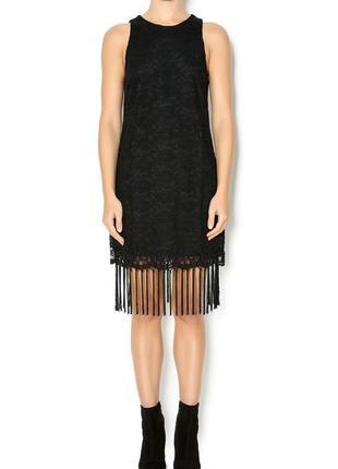 """Клубное платье для коктейля с американской проймой в стиле """"гэ..."""