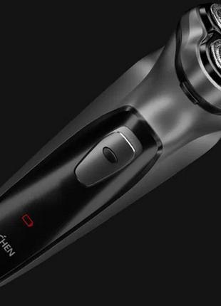 ОРИГИНАЛ 2021 Бритва Xiaomi Enchen Black Stone 3D для бритья к...