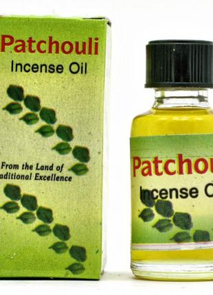 "Ароматическое масло ""Patchouli""(Пачули) (8 мл)(Индия)"