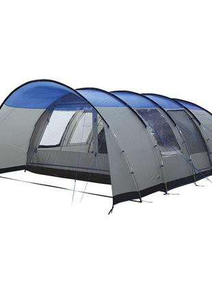 Палатка High Peak Leesburg 6 (Grey/Blue)