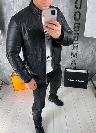 Мужская куртка Philipp Plein pilot