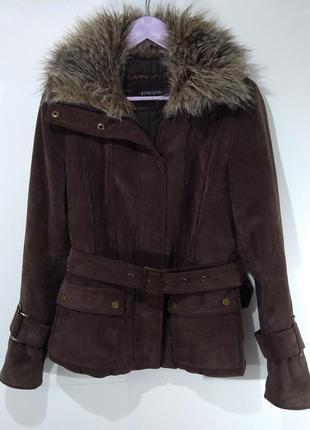 Женская куртка осень - зима размер 38
