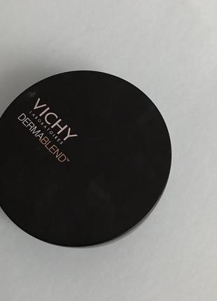 Пудра vichy dermablend covermatte compact powder spf 25