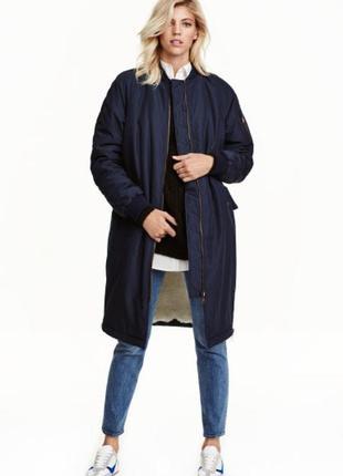 Куртка-бомбер размер s
