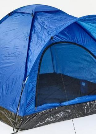 Палатка 2-х местная СИНЯЯ № 3-2