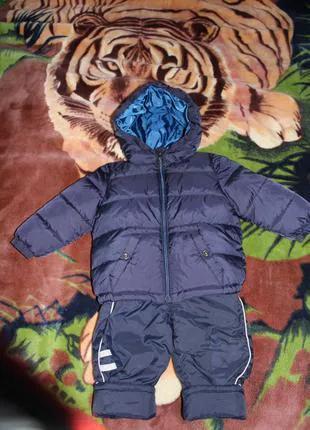 Курточка Zara на мальчика 1-2 года