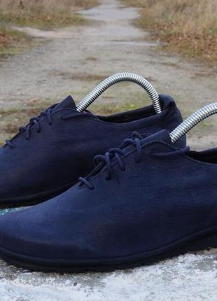 Шкіряні туфлі, лофери бренду arche
