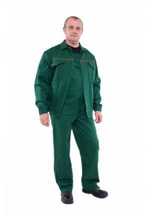 Полукомбинезон рабочий с курткой Гарант