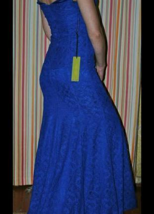Шикарное вечернее платье(возможно обмен)