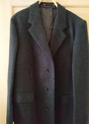 Мужское пальто новое демисезонное