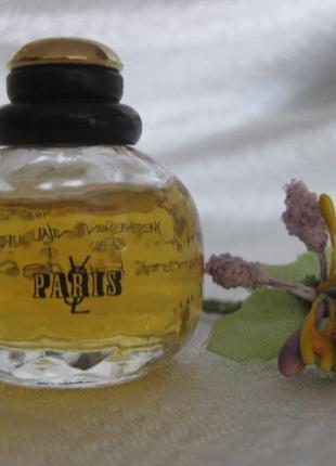 Миниатюра yves saint laurent paris 7,5 мл ! eau de parfum ориг...