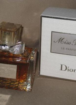 Christian dior miss dior le parfum 40 мл