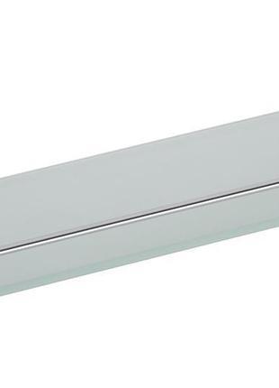 Полка стеклянная Ferro Torrente B13 хром