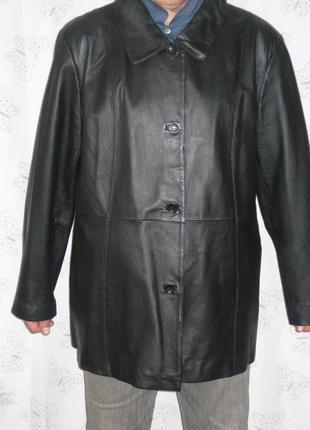Куртка натуральная кожа сentigrade
