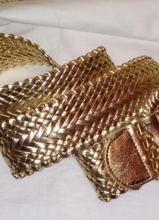 Пояс цвет золото,золотистый,золотой