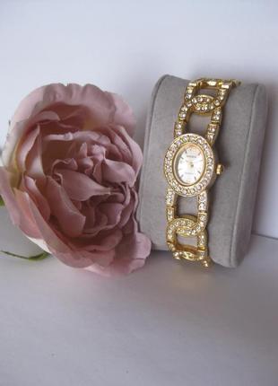 Часы gruen кристаллы сваровски