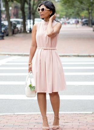 Dorothy perkins платье, цвет пудра.