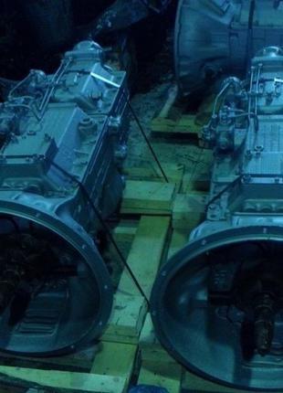 КПП ТМЗ-2381ВМ с демультипликатором, Коробка передач МАЗ, 238В...