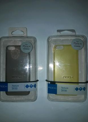 Стильный чехол/бампер для iphone 5c
