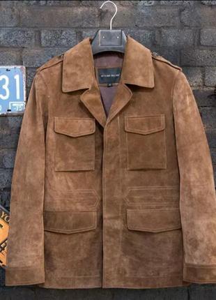 Новая мужская куртка-пиджак