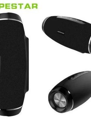 Мощный портативный беспроводной динамик Bluetooth колонка с FM...