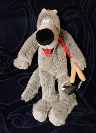 Мягкая игрушка Волк Fancy