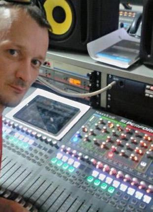 Обработка и монтаж аудио материала