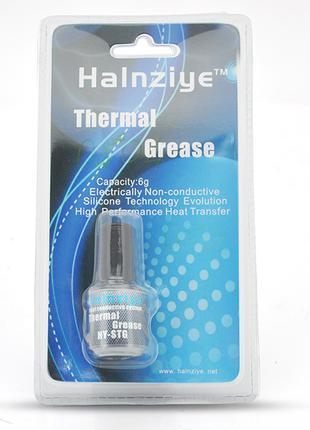 Паста термопроводная HY-STG810 6g, бутылка, Grey, >4,63W/m-K, ...