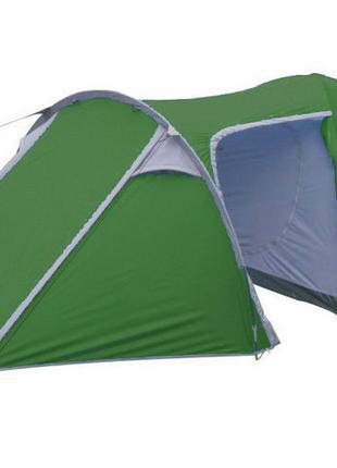 Палатка кемпинговая 4-х местная с тентом и тамбуром VENICE SY-...