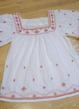 Красивая вышиванка,блуза,туника.