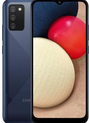 Смартфон Samsung Galaxy A02s SM-A025 3/32GB Blue