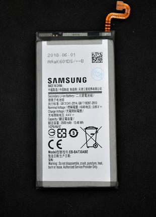 Аккумулятор для телефона Samsung A8+/A730 100% Original