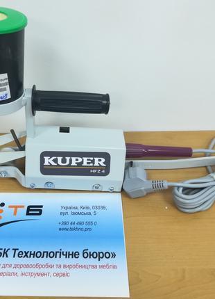 Шпоносшивочная машинка Kuper HFZ/4