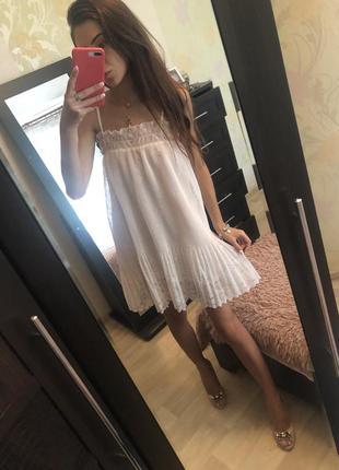 Нежное платье xs/s !!! мега летняя распродажа!!!