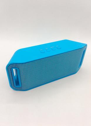 Портативная Bluetooth колонка A38 (Светомузыка, Bluetooth+USB+...
