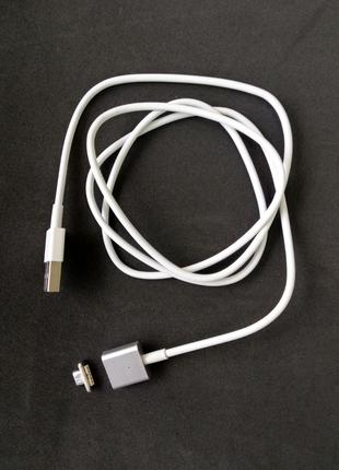 Кабель Usb Micro USB Magnetic (тех. упаковка) White