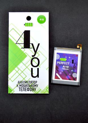 Аккумулятор для телефона Samsung A10 2019 (A105, EB-BA750ABU) ...