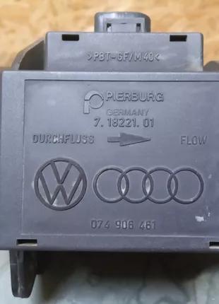 Расходомер воздуха  VW Passat B5, B5+, AUDI A4, A6