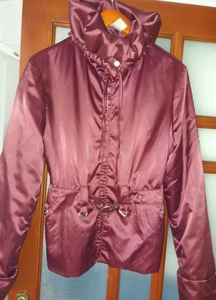 Куртка демисезонная trade mark женская