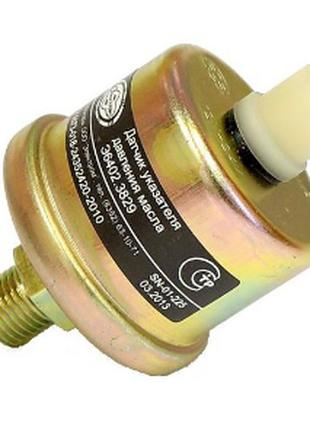 ММ 370` Датчик давления масла (0-10) КамАЗ, УРАЛ, МАЗ, ЛиАЗ (Э...
