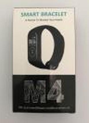 Фитнес-браслет Xiaomi Mi Band 4 Black (под оригинал)