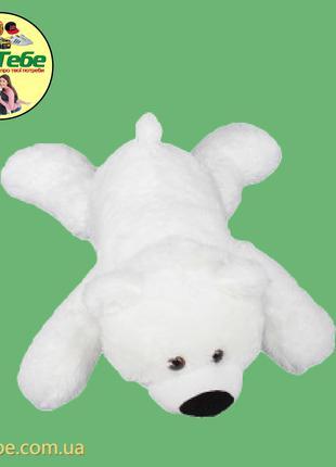 Медведь Умка 120 см Белый. Большая мягкая игрушка .